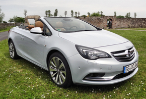 Test Opel Cascada : design