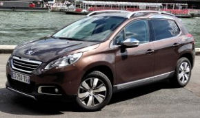 Essai Peugeot 2008 : présentation