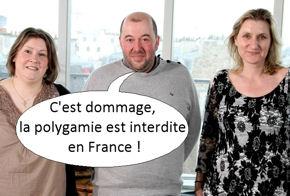 Didier et la polygamie