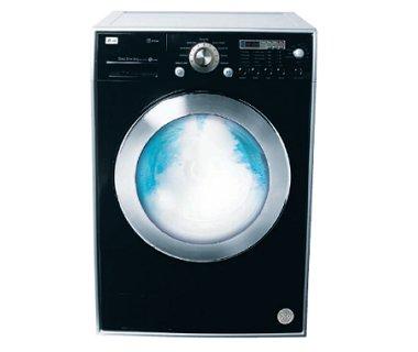electrom nager du futur lave linge direct drive vapeur de lg. Black Bedroom Furniture Sets. Home Design Ideas