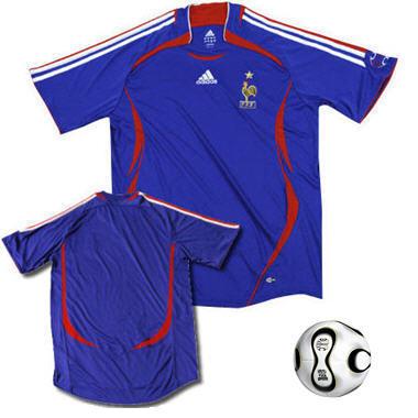 maillot equipe de france football adidas
