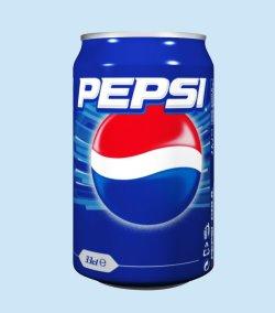 Coca ou Pepsi ? Bleu