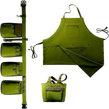 les nouveaux produits pour mieux jardiner tablier sac et ceinture de jardin nature. Black Bedroom Furniture Sets. Home Design Ideas
