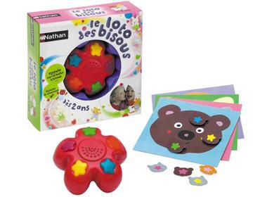 no l 2006 acheter ses jouets sur le net 9 jeux de soci t pour les enfants loto des bisous. Black Bedroom Furniture Sets. Home Design Ideas