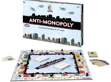 9 jeux de soci t pour les adultes anti monopoly university games. Black Bedroom Furniture Sets. Home Design Ideas