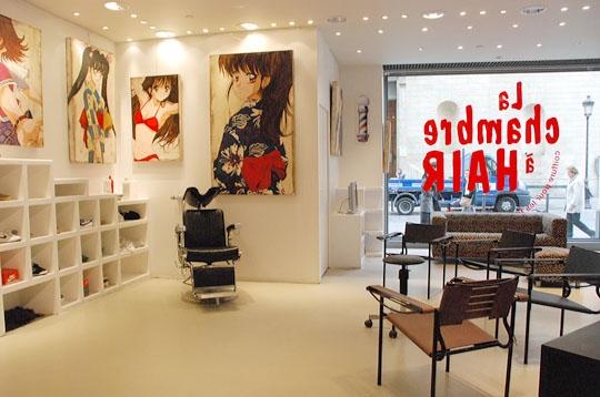 Coiffeur visitez citadium paris sur l 39 internaute consommation - Salon de coiffure bastille ...
