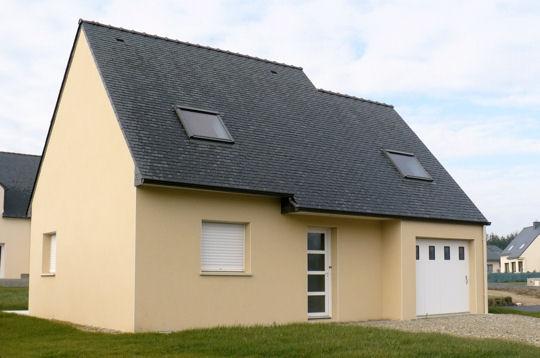 Une maison neuve ma maison pour 15 euros par jour sur l for Maison neuve pour 80000 euros