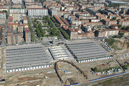 village olympique de turin