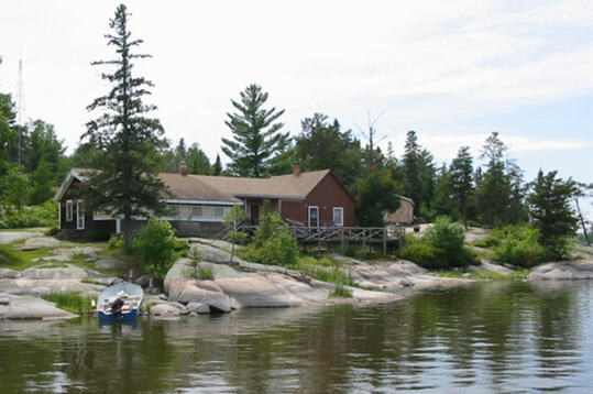 Center Island, Canada - 20 îles privées à vendre