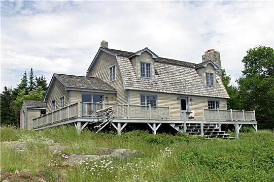 maison bois usa