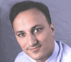 David Langlois, responsable marketing chez Boursorama