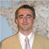 Sylvain Jutteau, responsable d'administration de biens chez Century 21