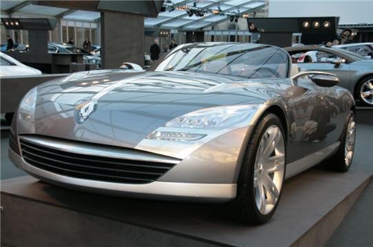 Renault Nepta Concept Cars 23e Festival Automobile International