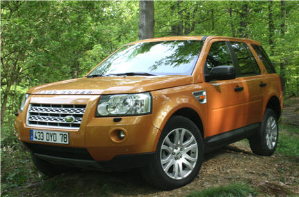 test pour vous land rover freelander ii. Black Bedroom Furniture Sets. Home Design Ideas