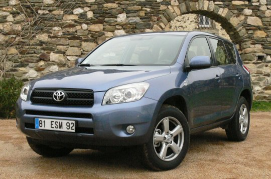 le toyota rav4 en images. Black Bedroom Furniture Sets. Home Design Ideas