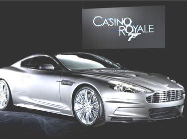 les james bond cars - aston martin dbs dans casino royale (2006)