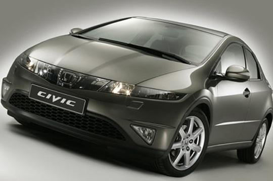 honda civic les voitures les plus rappel es en france en 2007 sur l 39 internaute automobile. Black Bedroom Furniture Sets. Home Design Ideas