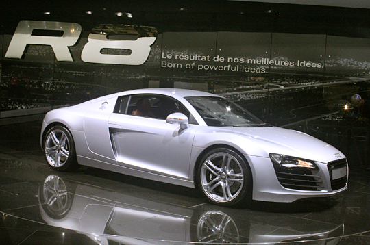 Audi R8 full Gallery and Specs