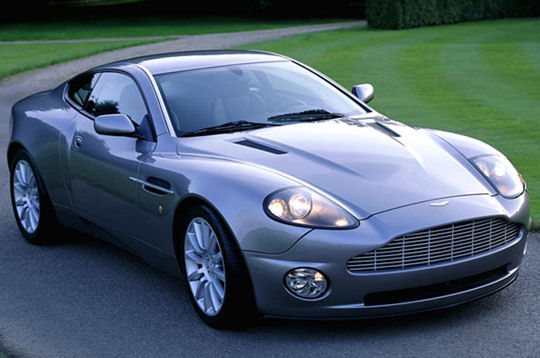 aston martin vanquish les supercars. Black Bedroom Furniture Sets. Home Design Ideas