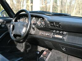 Porsche 993 int rieur for Interieur 996