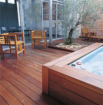 Bricolage am nagement ext rieur construire une terrasse for Decaper une terrasse en bois