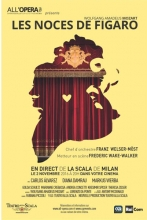 Les Noces de Figaro (All' Opera)