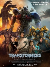 Transformers 5 : The Last Knight