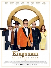 Kingsman 2 : The Golden Circle