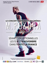 M. Pokora : My Way Tour