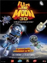 Fly me to the moon, 3 D et version 40 minutes