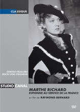 Marthe Richard au service de la France