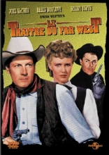 Le Traître du Far West