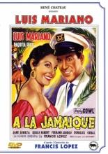 À la Jamaïque affiche