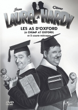 Laurel & Hardy - Les as d'Oxford
