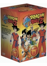 Dragon Ball Z - Coffret 1 : Volumes 1 à 8