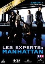 Les Experts : Manhattan - Saison 1