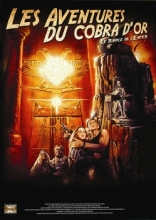 Les Aventures du cobra d'or - Le temple de l'enfer