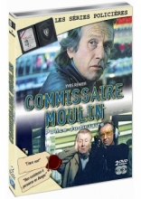 Commissaire Moulin - Digipack 1