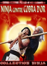 Ninja contre cobra d'or