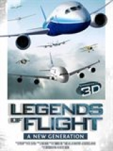 Legends of Flight, en 3D