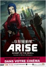 Ghost in the shell : Arise - Border 2 Ghost Whispers