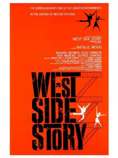 fiche histoire des arts west side story