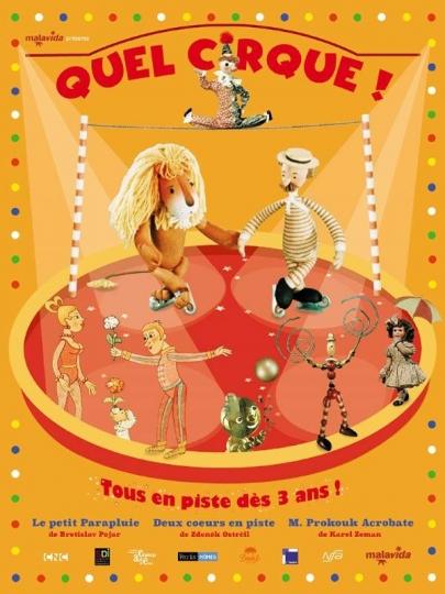 Quel cirque bande annonce du film s ances sortie avis for Seance cinema salon de provence