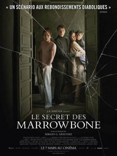 le secret des marrowbone bande annonce du film s ances sortie avis. Black Bedroom Furniture Sets. Home Design Ideas