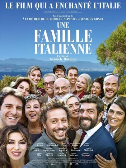 une famille italienne bande annonce du film s ances sortie avis. Black Bedroom Furniture Sets. Home Design Ideas