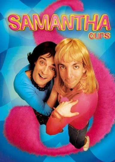 Samantha oups bande annonce du film s ances sortie avis - Samantha oups sur le banc ...