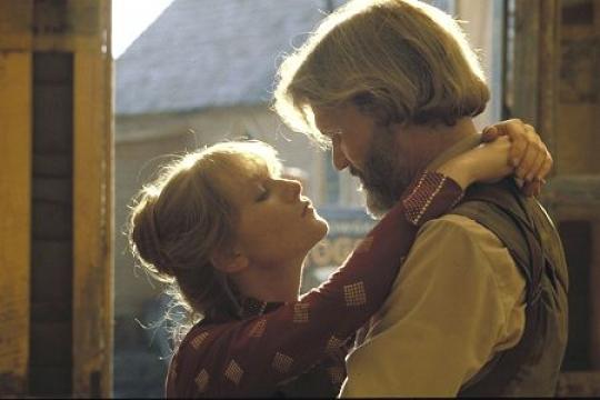 Kris Kristofferson, Isabelle Huppert