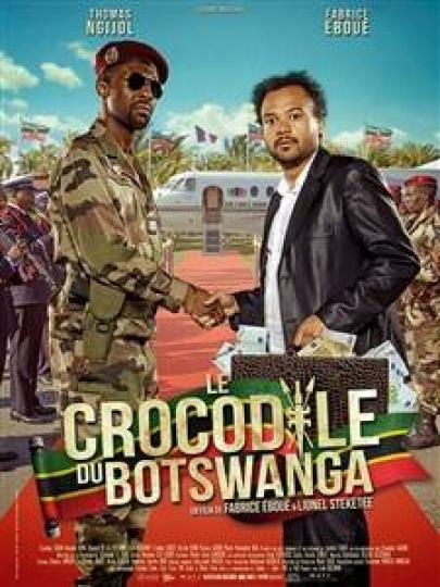 le crocodile du botswanga bande annonce du film s ances sortie avis. Black Bedroom Furniture Sets. Home Design Ideas