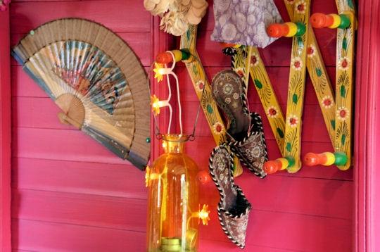 Accessoires de boh me roulottes l 39 esprit boh me sur for Accessoire decoration interieur
