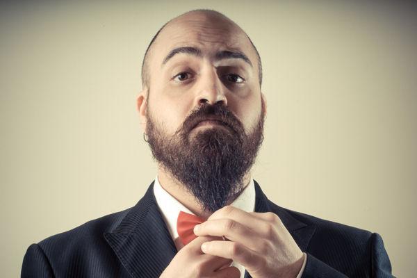 Quelle barbe pour visage rond - Barbe visage ovale ...